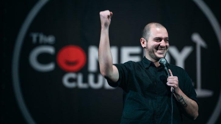Николаос Цитиридис в Зала 1 НДК стендъп