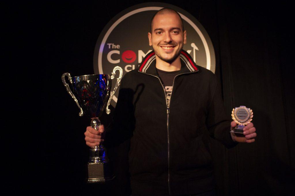 годишни награди за stand-up comedy